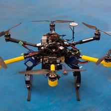 A drone. (AP file photo)