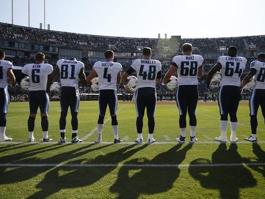 Titans Raiders Football (8)