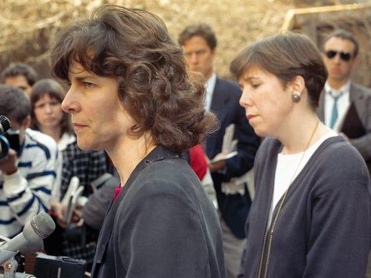 Anne Hawley, Karen Haas