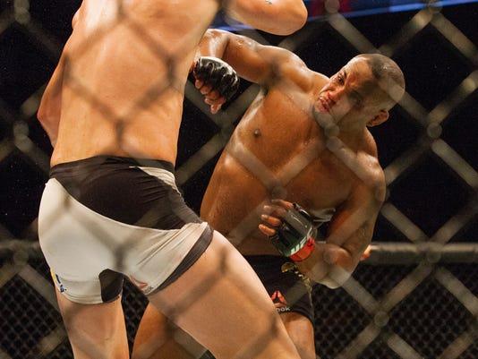 MMA UFC 192