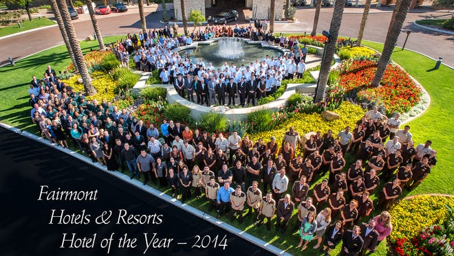 The Fairmont Scottsdale Princess is celebrating its 30th anniversary this summer.