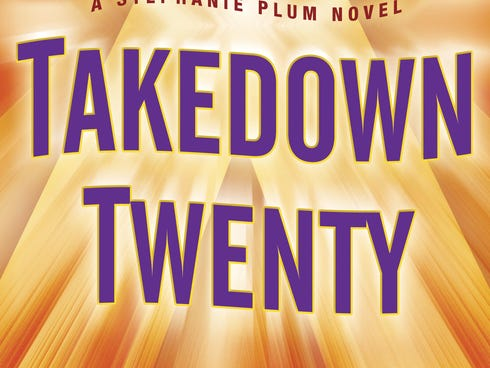 'Takedown Twenty' debuts at No. 1 on USA TODAY's Best-Selling Books list.