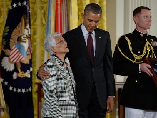 WWII vet 'Arizona Kid' posthumously awarded Medal of Honor