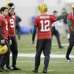 Nick Perry, Davon House, Demetri Goodson still sidelined at Packers' practice