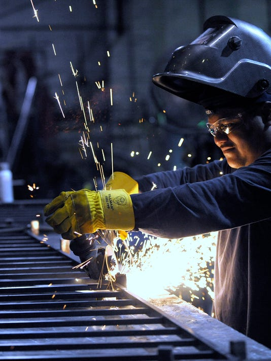 Manufacturing activity grows faster in May