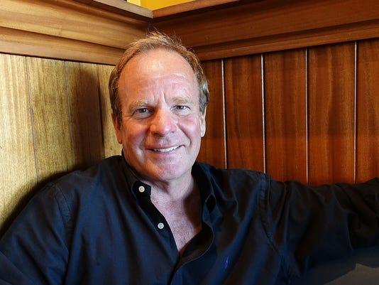 Bob Lynn of La Grande Orange Grocery and Pizzeria