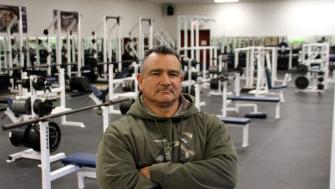 Jerome Sandoval has seen a positive change in student-athletes - both mentally and physically - at Deming High School. As newly-appointed state director for the National High School Strength Coaches' Association, Sandoval is tasked with creating a directory for strength coaches around the state and empowering them through unity for the benefit of all high school student-athletes.