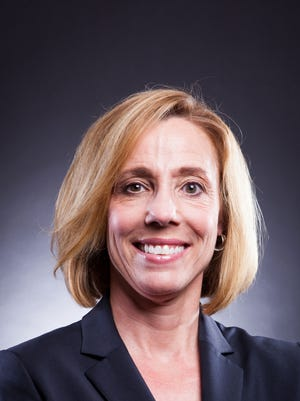 Cecilia Homison, CEO of First Commerce Credit Union.