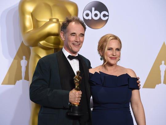 Mark Rylance, Patricia Arquette