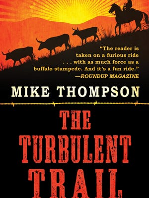 """""""The Turbulent Trail"""" by Mike Thompson"""