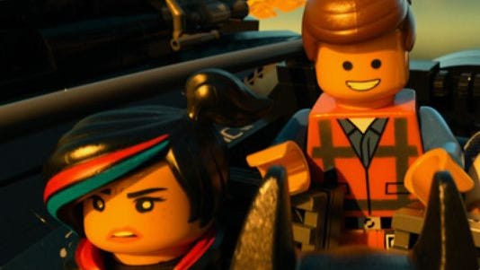 "The Lego Movie"" was a hit with critics and moviegoers alike."
