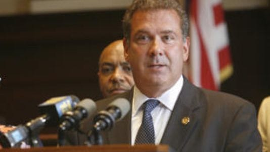 """""""What we were looking for is options,"""" said Yonkers Mayor Mike Spano, who traveled to the Capitol last week to lobby for aid."""
