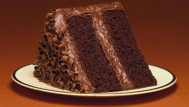 Chocolate layer cake could be featured at the annual Chocolate Lovers Festival at the Wilmington Library. The festival, originally scheduled on Valentine's Day, will now be held on March 14.