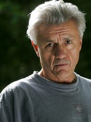 Author John Irving has numerous connections to Iowa, including stints as both a student and teacher at the Iowa Writers' Workshop and a friendship with wrestling icon Dan Gable.
