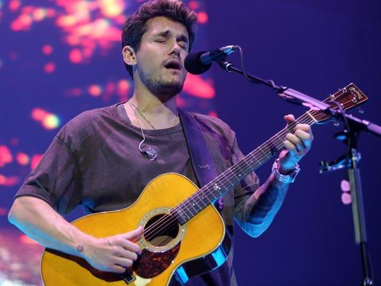 John Mayer Nashville Tennessee