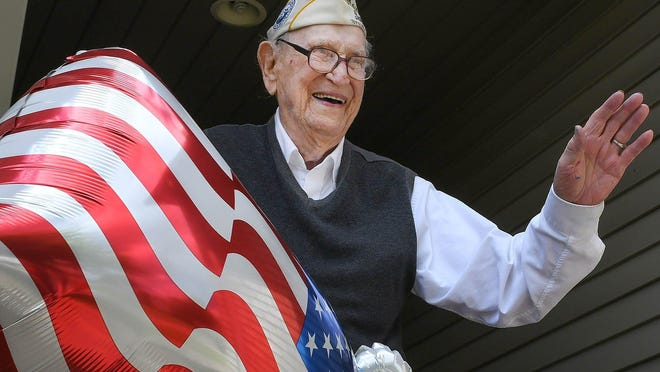 "U.S. Navy veteran Adone ""Cal"" Calderone celebrated his 100th birthday last summer. On Monday, the World War II veteran and Pearl Harbor survivor died."