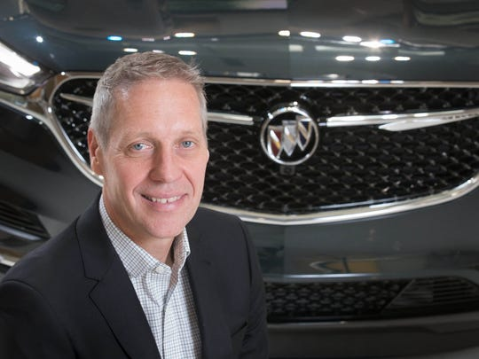 Phil Brook, Buick and GMC Marketing Vice President