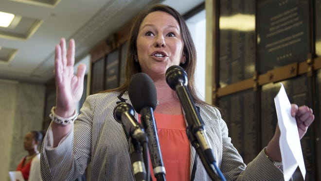 Martha Roby, R-Montgomery, said she will monitor the disciplinary process underway in the federal judiciary. Her statement also indicates she has researched the process of impeaching federal judges.