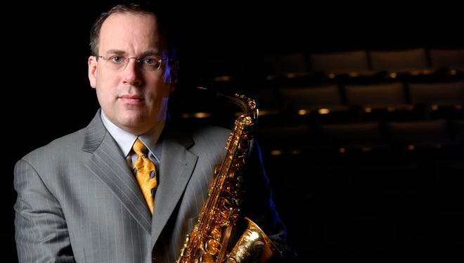 """Saxophonist Joe Lulloff will join the ASO under Music Director Daniel Meyer for """"Ravel and the Duke,"""" featuring the music of Duke Ellington, Ravel, Debussy and Milhaud, starting at 8 p.m. at Thomas Wolfe Auditorium."""
