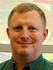 Writers' Group member John Kenyon