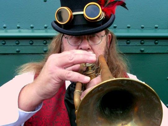 The Steampunk Stompers will perform at Koreshan Arts Hall on April. 10.