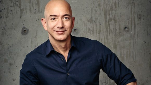 Would Jeff Bezos ever want to get into social media?