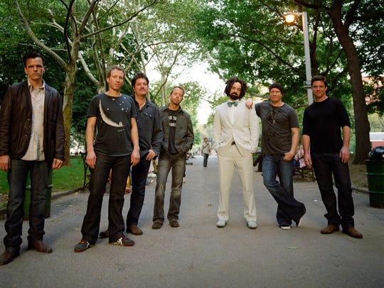 Counting Crows released their last album in 2014.