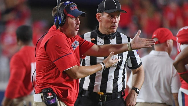 Ole Miss head coach Hugh Freeze hired Phil Longo of Sam Houston State to be his new offensive coordinator.