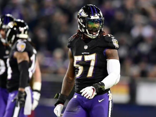 8 inside linebackers the Rams should target in free agency