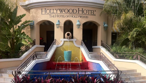 The Hollywood Hotel is offering a package for the World