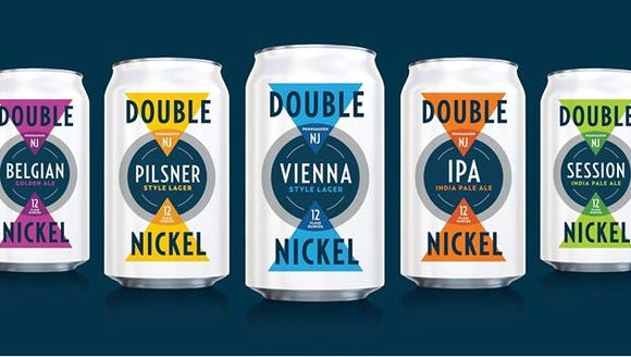 "Double Nickel's Vienna Lager has been distinguished as one of ""Philly's'' best beers."