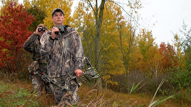 Wisconsin's annual bowhunting season opens Sept. 17 and runs 114 consecutive days statewide. The state's first bow season was open five days in 1934 and confined to Sauk and Columbia counties.