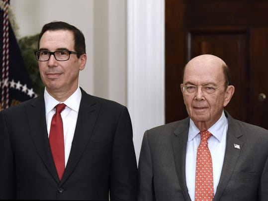 Commerce secretary says U.S. to extend tariffs relief to some allies, but not all