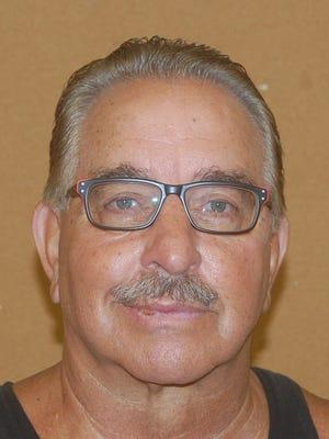 Former Kingsway softball coach Tony Barchuk