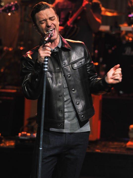 Justin Timberlake on 'Fallon'