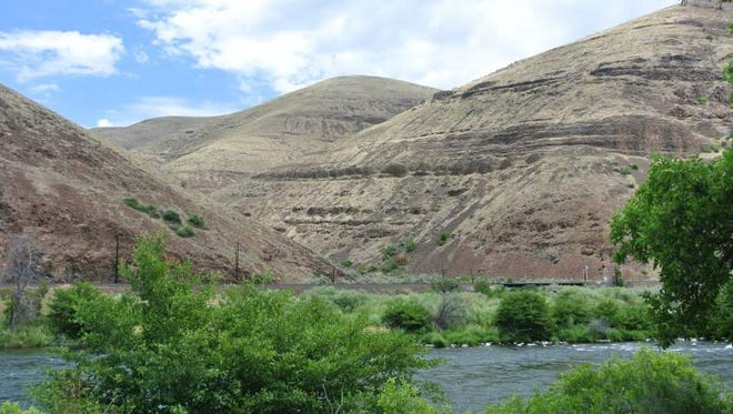 Lower Deschutes River Ranch