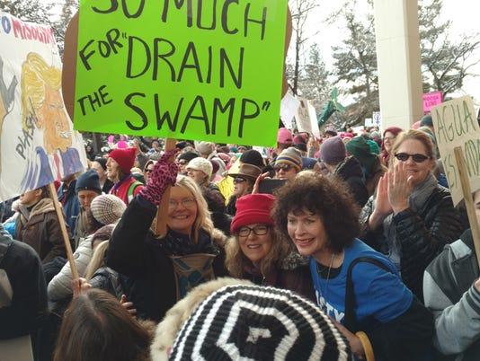 Santa Fe Women's March
