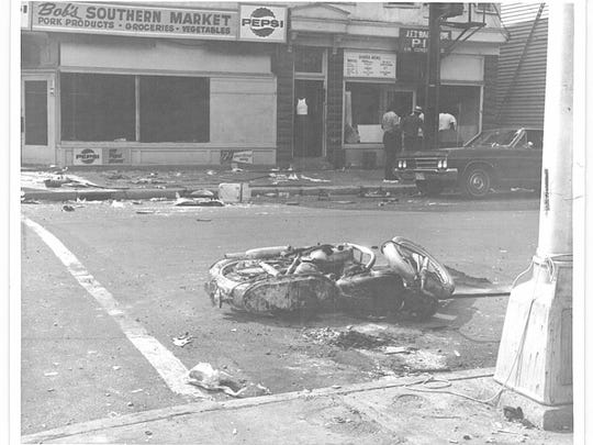 In the long, hot summer of 1967, Plainfield was engulfed in the the urban violence that swept across more than 150 American cities.