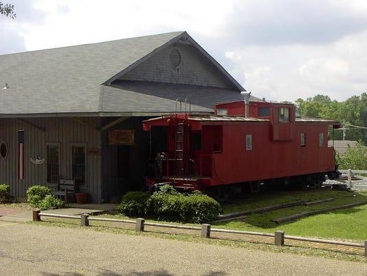 Arcadia Train Depot