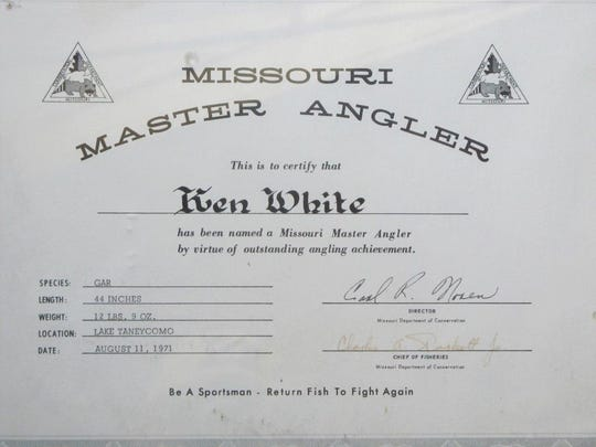 Achieving A Master Angler Award Might Be Easier Than You Think