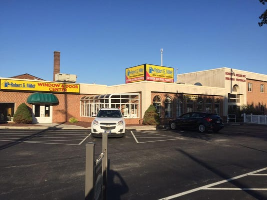 Robert G. Miller Quality Exterior Building Products is on West Elm Avenue in Hanover.