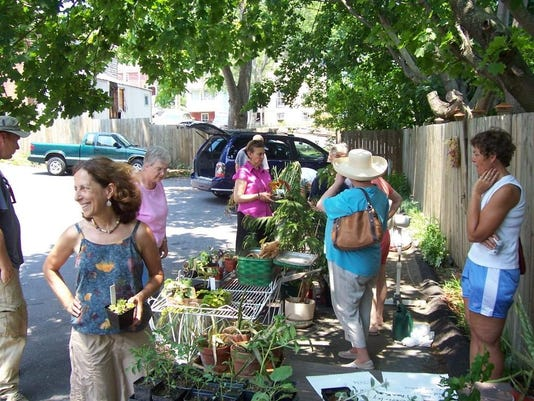 Newtown Plant Swap