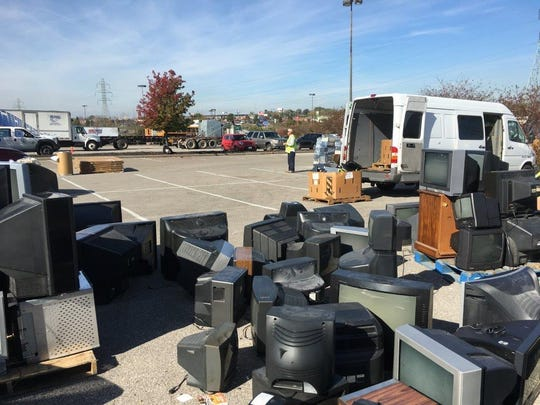 A Household Hazardous Waste Event will take place at 9 a.m. to 2 p.m. Nov. 4 at UC Health Stadium, 7950 Freedom Way in Florence.