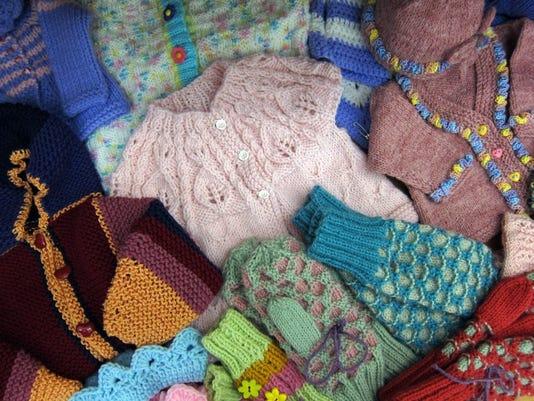 knitted stuff, GAK