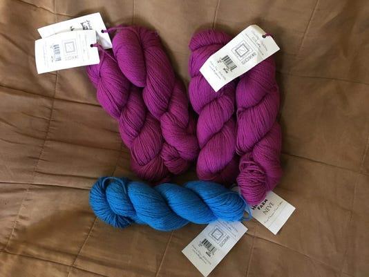 Yarn from the Yarn Attic