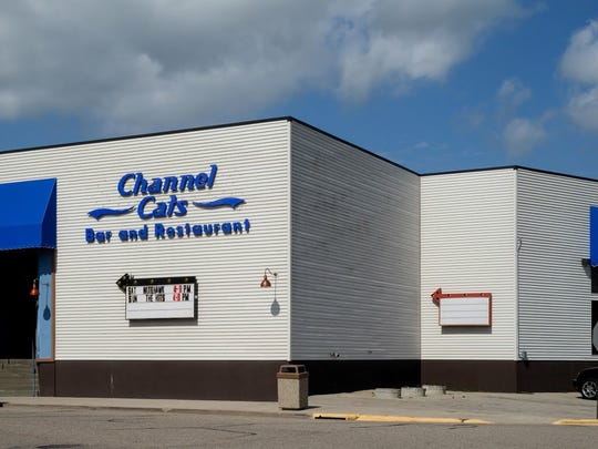 Channel Cats is a bar and restaurant located along