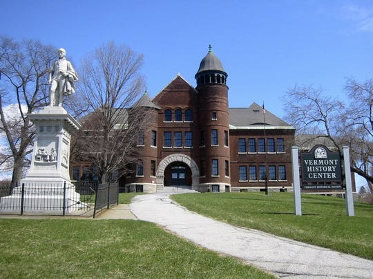 The Vermont Historical Society in Barre