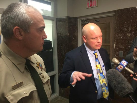 Jasper County Attorney Mike Jacobsen says prosecutors put on best case they could, and they respect the jury's decision.