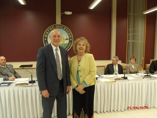 WSD miller sworn in