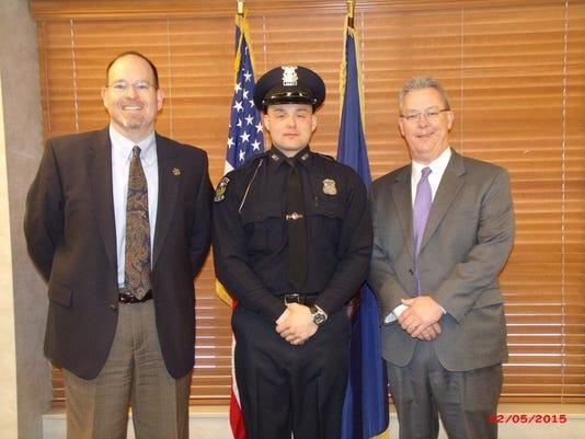 WSD new officer